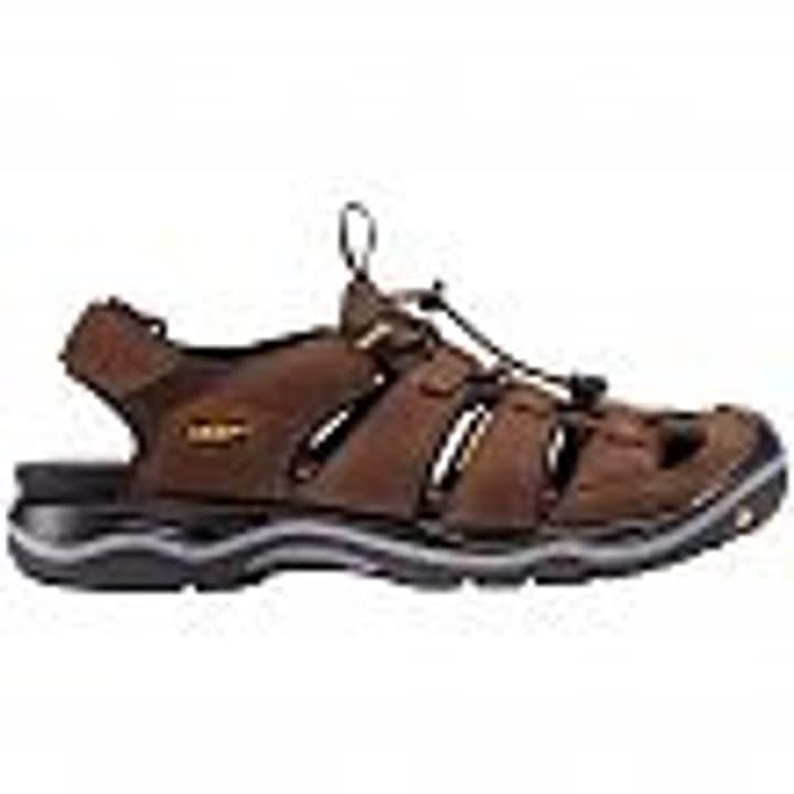 Rialto Sandales de trekking pour homme Keen 493444146070 Couleur brun Taille 46 Photo no. 1