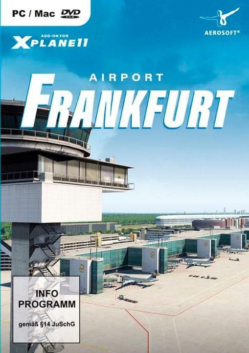 PC - Airport Frankfurt für X-Plane 11 D Box 785300133145 N. figura 1