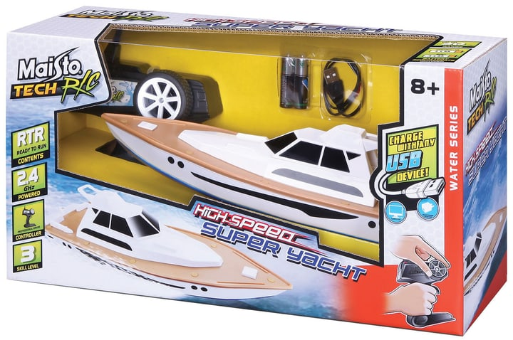 Hi Speed Boat - Super Yacht 743360600000 Photo no. 1