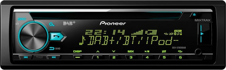 DEH-X7800DAB Autoradio Pioneer 785300129291 Photo no. 1