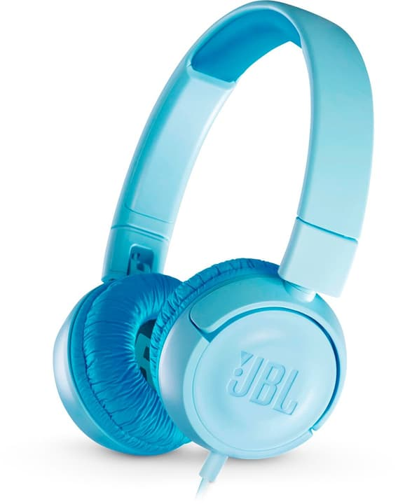 JR300 - Ice Blue Casque On-Ear JBL 785300152784 Photo no. 1
