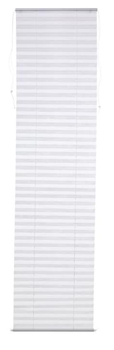 BASIC Tenda plissetata 430741306010 Colore Bianco Dimensioni L: 60.0 cm x A: 160.0 cm N. figura 1