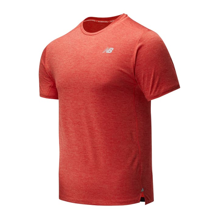 Impact Run SS Herren-T-Shirt New Balance 470423000434 Farbe orange Grösse M Bild-Nr. 1
