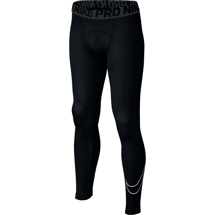 Cool HBR Compression Tights Knaben-Tights Nike 462827312820 Farbe schwarz Grösse 128 Bild-Nr. 1