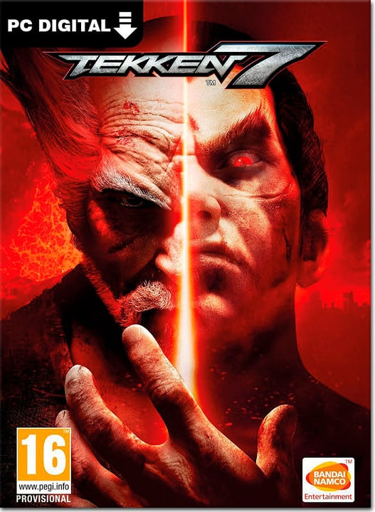 PC - Tekken 7 - D/F/I Download (ESD) 785300134393 N. figura 1
