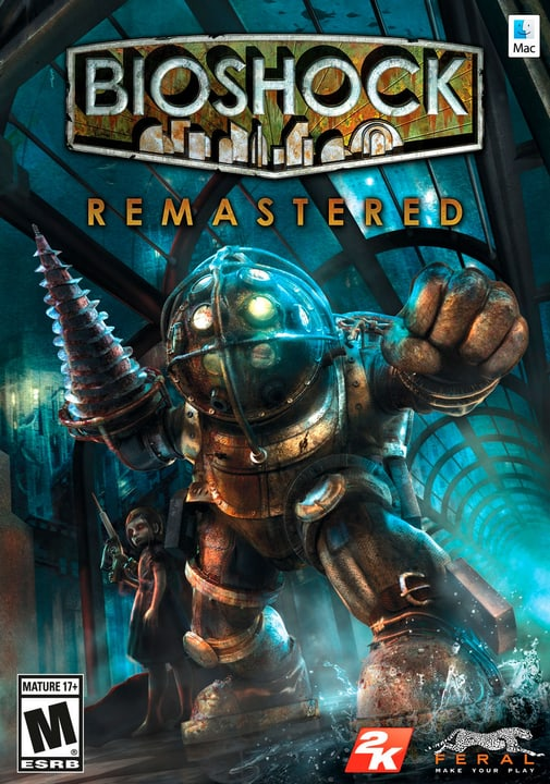 Mac - BioShock Remastered Download (ESD) 785300134084 Photo no. 1