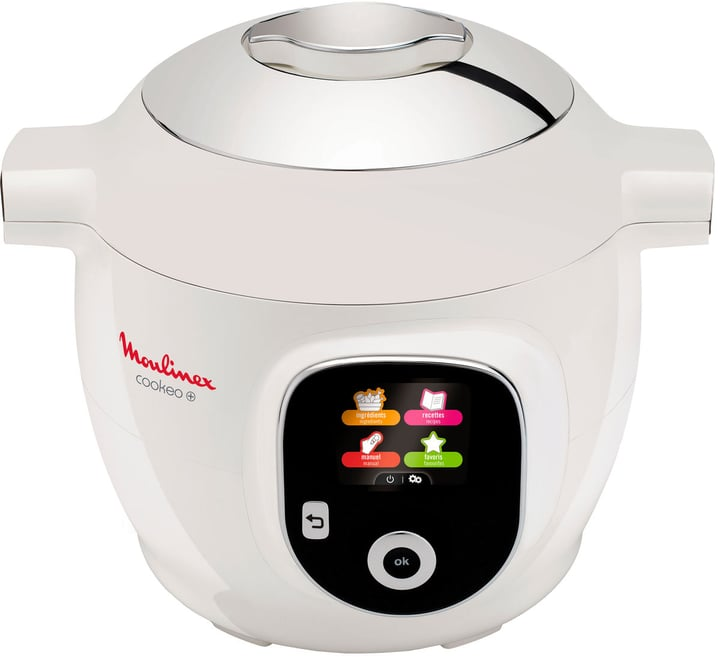 Cookeo+ Multicooker Moulinex 717475100000 N. figura 1