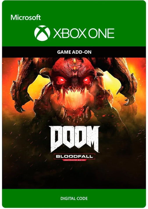 Xbox One - Doom 4: Bloodfall Download (ESD) 785300138670 Photo no. 1