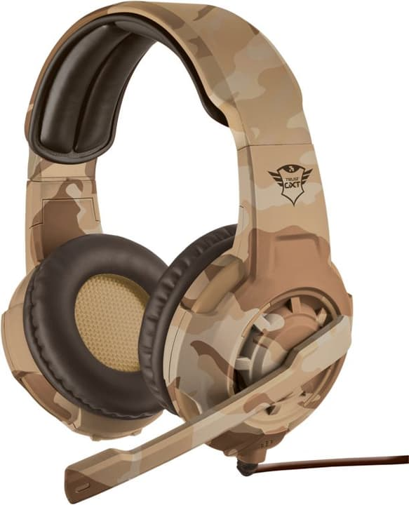 GXT 310D Radius Gaming Headset - Desert Camo Trust-Gaming 785300132627 N. figura 1