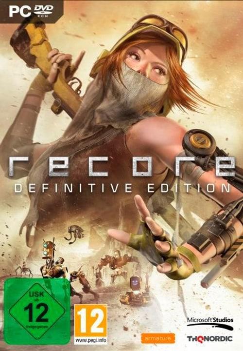 PC - ReCore Definitive Edition F/I Box 785300138889 Bild Nr. 1