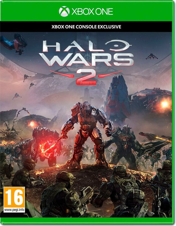 Xbox One - Halo Wars 2 Box 785300121645 Bild Nr. 1