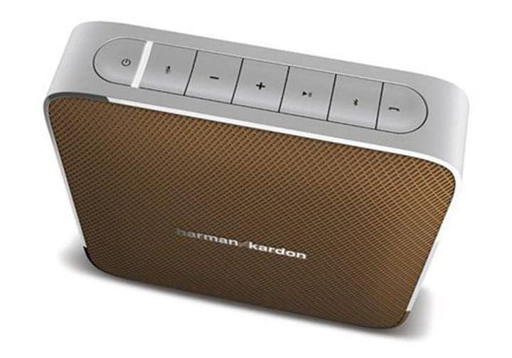 Kardon Esquire Enceinte Bluetooth marron Harman 77052010000014 Photo n°. 1