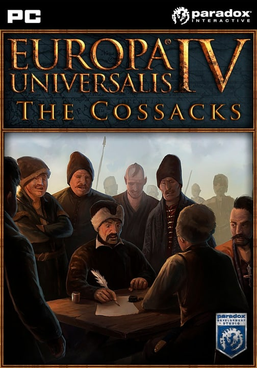 PC/Mac - Europa Universalis IV: Cossacks Digitale (ESD) 785300134186 N. figura 1
