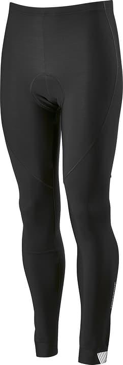 Leggings longs de cyclisme pour homme Crosswave 461366500420 Couleur noir Taille M Photo no. 1