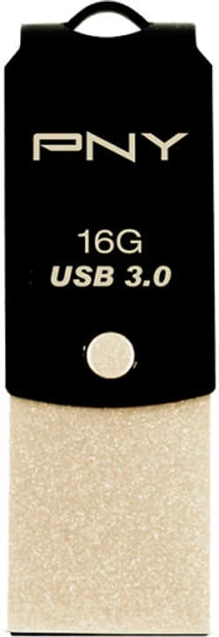 Type C - Type A USB 16GB USB-Stick PNY Technologies 797979300000 Bild Nr. 1