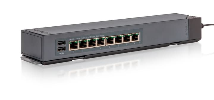 GSS108EPP-100EUS 8-Port Pro-Safe Smart Managed Plus Gigabit Ethernet PoE+ Click Netzwerk Switch Netgear 785300126588 N. figura 1