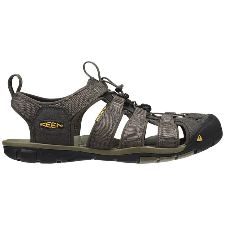 Clearwater CNX Sandali da uomo Keen 493432643080 Colore grigio Taglie 43 N. figura 1