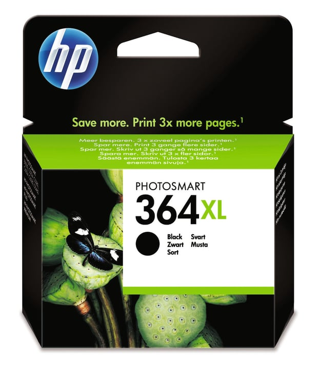 CN684EE nr. 364 XL black Cartuccia d'inchiostro HP 797517100000 N. figura 1