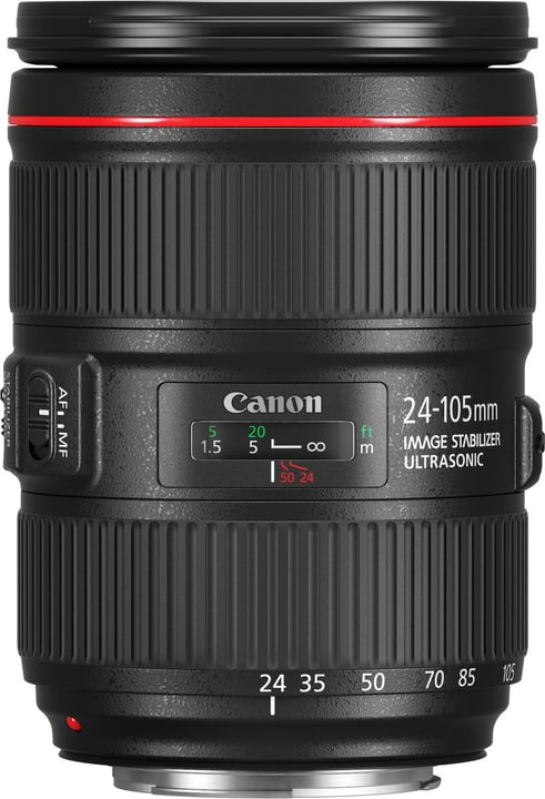 EF 24-105mm 4.0L IS II USM Obiettivo Canon 793428900000 N. figura 1