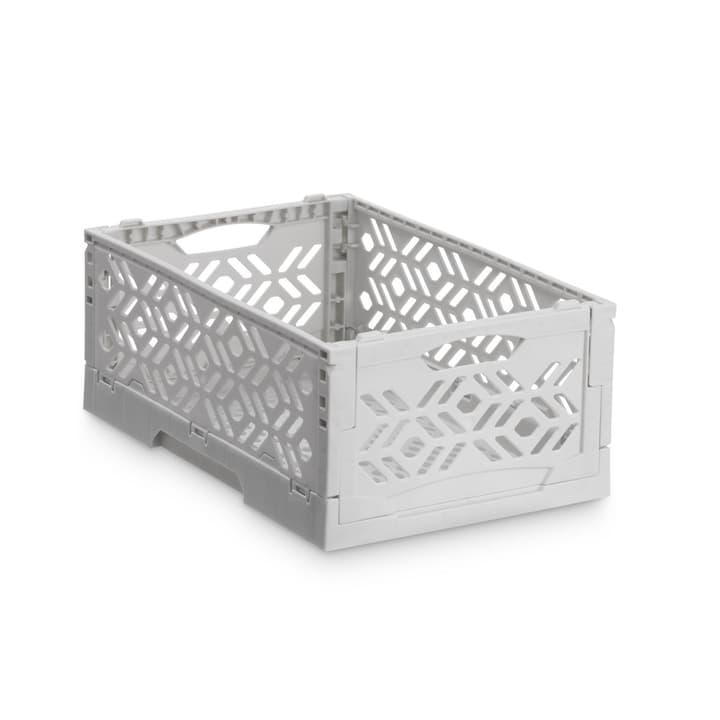 MINI Klappbox 386147600000 Grösse B: 26.5 cm x T: 17.1 cm x H: 10.5 cm Farbe Hellgrau Bild Nr. 1
