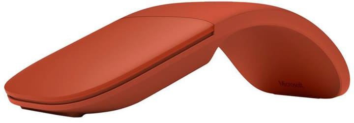 Surface ArcMouse Bluetooth poppy red Wireless Maus Microsoft 785300149590 Bild Nr. 1