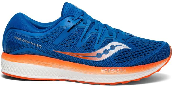 Triumph ISO 5 Chaussures de course pour homme Saucony 492825043040 Couleur bleu Taille 43 Photo no. 1