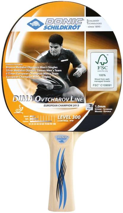 Donic Ovtcharov 300 FSC Tischtennis- Racket Schildkröt 491637900000 Bild-Nr. 1