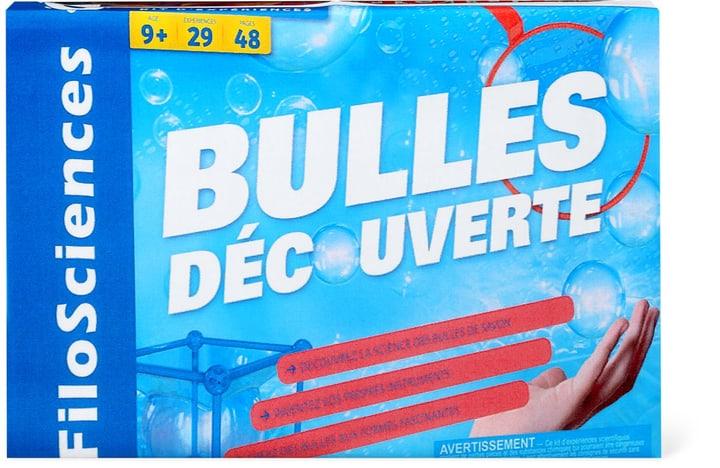 Bulles Découverte (F) 748622690100 Langue Français Photo no. 1