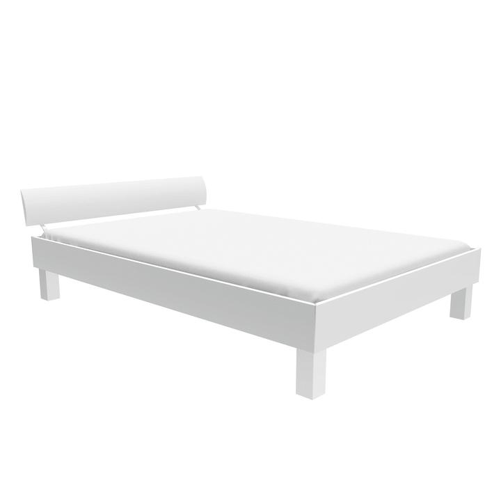 TOPLINE Letto HASENA 403563600000 Colore Bianco Dimensioni L: 120.0 cm x P: 200.0 cm N. figura 1