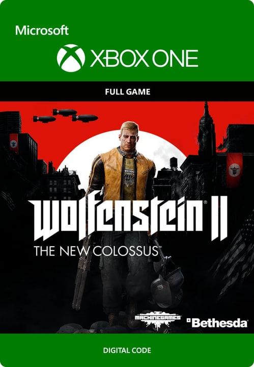 Xbox One - Wolfenstein II: The New Colossus Digital (ESD) 785300136378 Bild Nr. 1