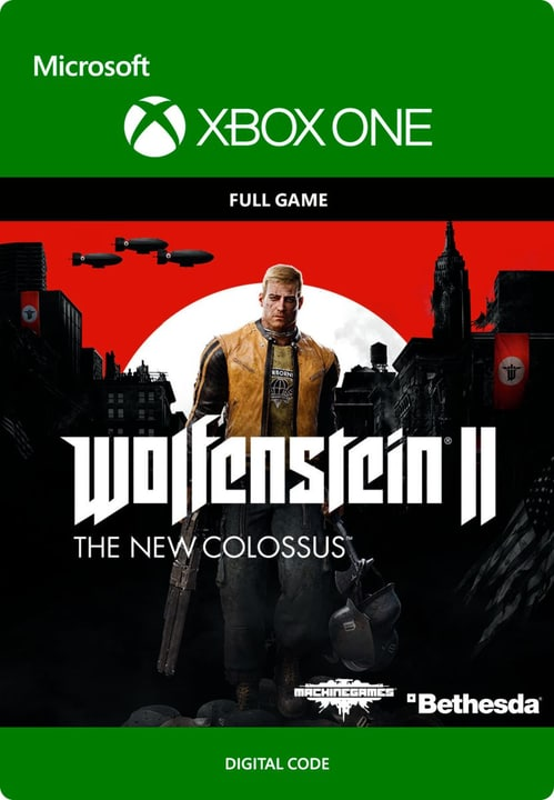 Xbox One - Wolfenstein II: The New Colossus Download (ESD) 785300136378 Bild Nr. 1