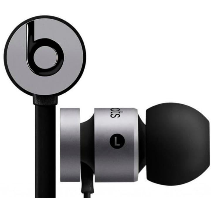 urBeats -  hard chrome finish - In-Ear Kopfhörer - Gris sidéral Apple 785300130814 Photo no. 1