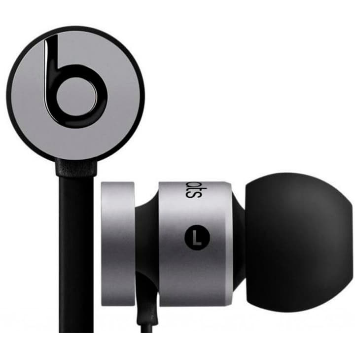 urBeats -  hard chrome finish - In-Ear Kopfhörer - Gris sidéral Beats By Dr. Dre 785300130814