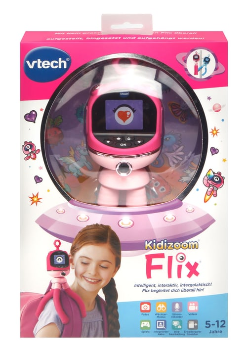 Vtech Kidizoom Fli x  Pink (D) 745237090000 Photo no. 1