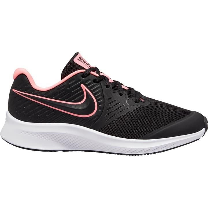 Star Runner 2 Kinder-Freizeitschuh Nike 460688435520 Farbe schwarz Grösse 35.5 Bild-Nr. 1