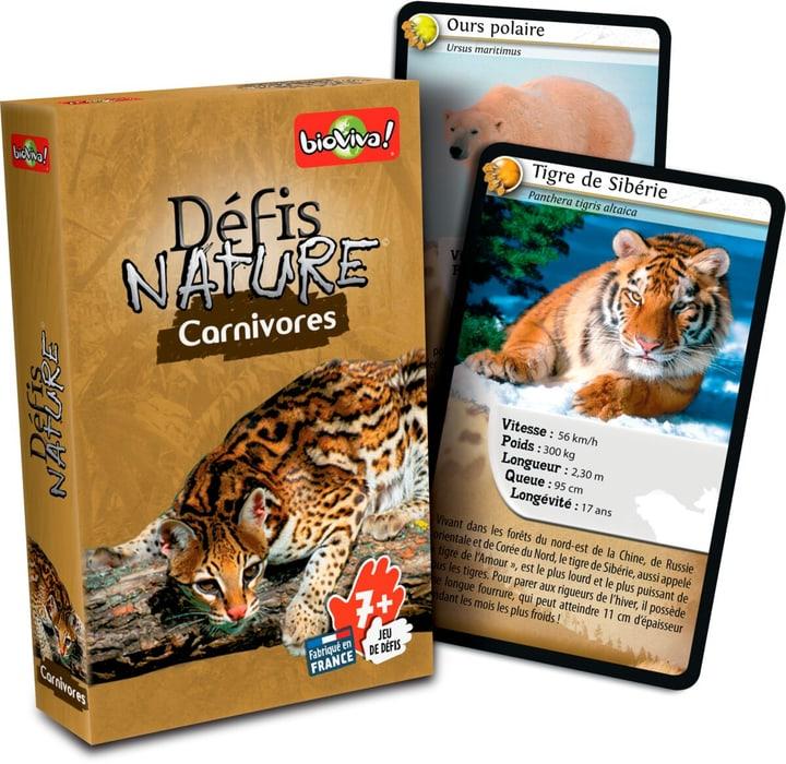 Defis nature carnivores (FR) 748958090100 Photo no. 1