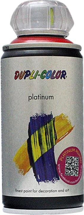 Vernice spray Platinum lucido Dupli-Color 660833500000 Colore Rosso Contenuto 150.0 ml N. figura 1
