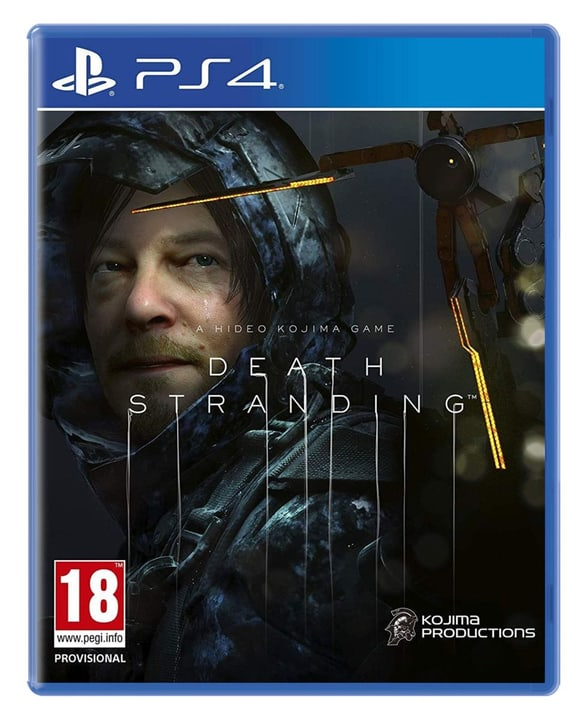 PS4 - Death Stranding Box 785300145286 Photo no. 1