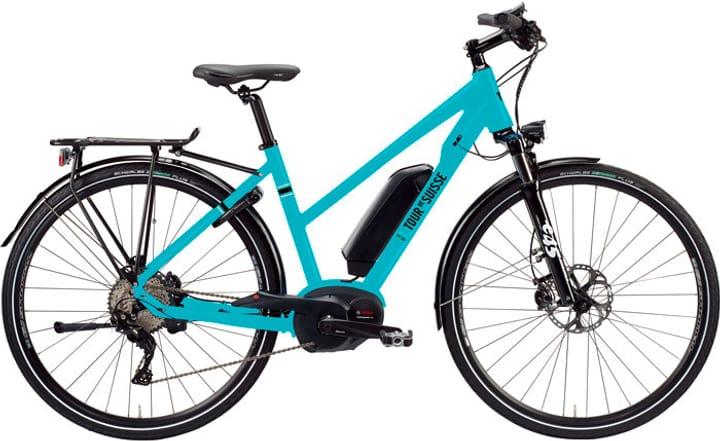 Broadway Damen vélo electrique Tour de Suisse 463303404440 Couleur bleu Tailles du cadre 44 Photo no. 1