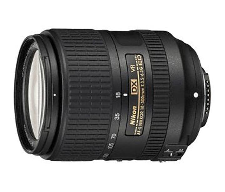 Nikkor AF-S DX 18-300mm/3.5-6.3G ED VR Objectif Nikon 785300125546 Photo no. 1