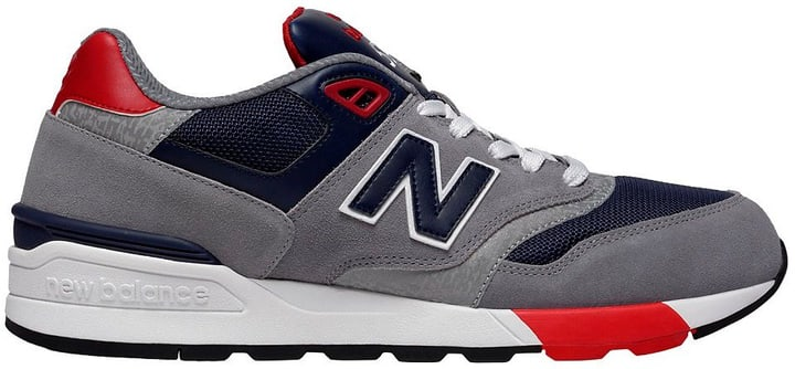 new balance hommes gris clair