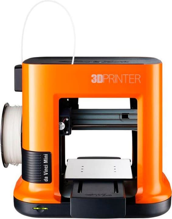 Da Vinci Mini W Imprimante 3D XYZprinting 785300123775 Photo no. 1