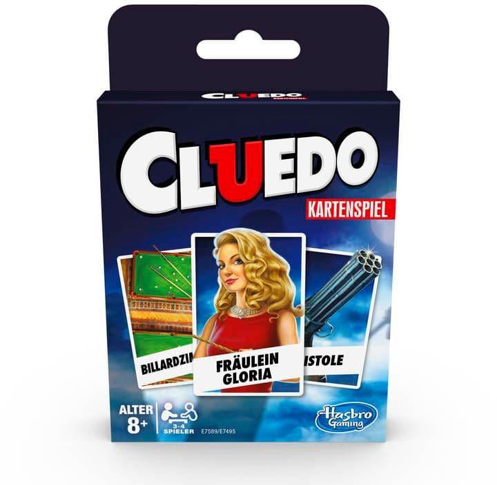 Cluedo Kartenspiel (DE) 748986190000 Photo no. 1