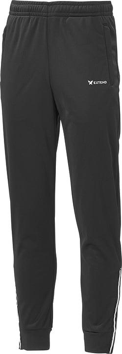 Pantalon de football pour enfant Extend 464526812220 Couleur noir Taille 122 Photo no. 1