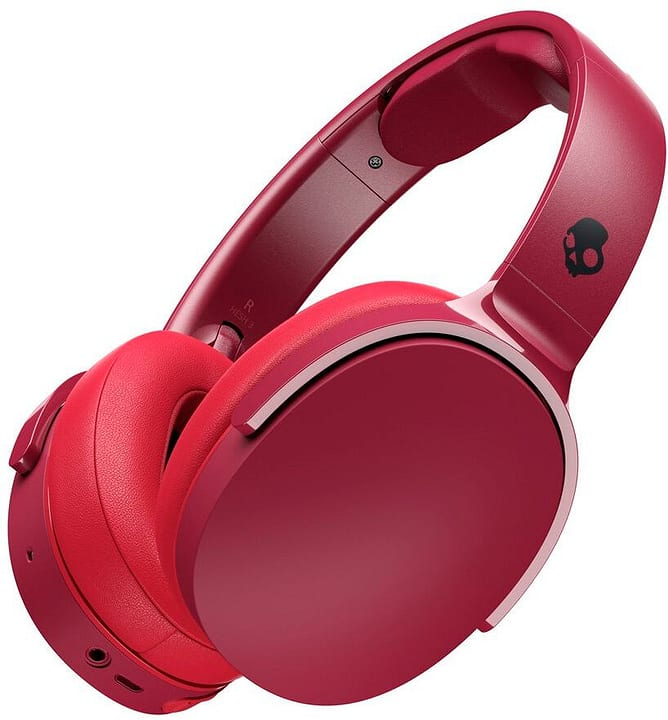 Hesh 3 Wireless - Deep Red Casque Over-Ear Skullcandy 785300152433 Photo no. 1