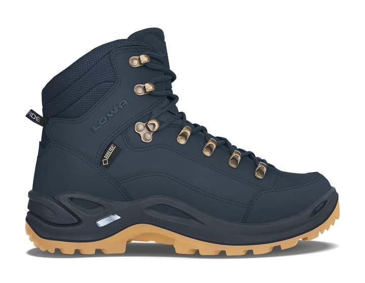Renegade GTX Mid Chaussures de randonnée pour femme Lowa 473305539522 Couleur bleu foncé Taille 39.5 Photo no. 1