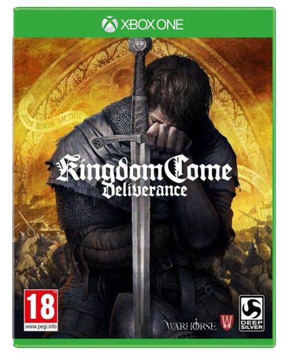 Xbox One - Kingdom Come Deliverance Day One Edition (I) Fisico (Box) 785300131463 N. figura 1