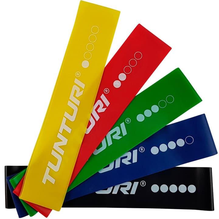 Mini Band Set mit Netztasche Tunturi 463061600000 Bild-Nr. 1