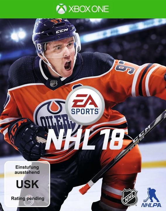 Xbox One - NHL 18 Physisch (Box) 785300128658 Bild Nr. 1