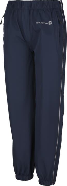 Pantaloni impermeabili per bambini Trevolution 466968312243 Colore blu marino Taglie 122 N. figura 1